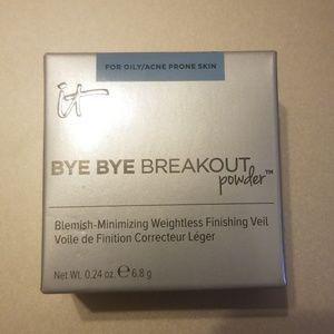Bye Bye Breakout Powder